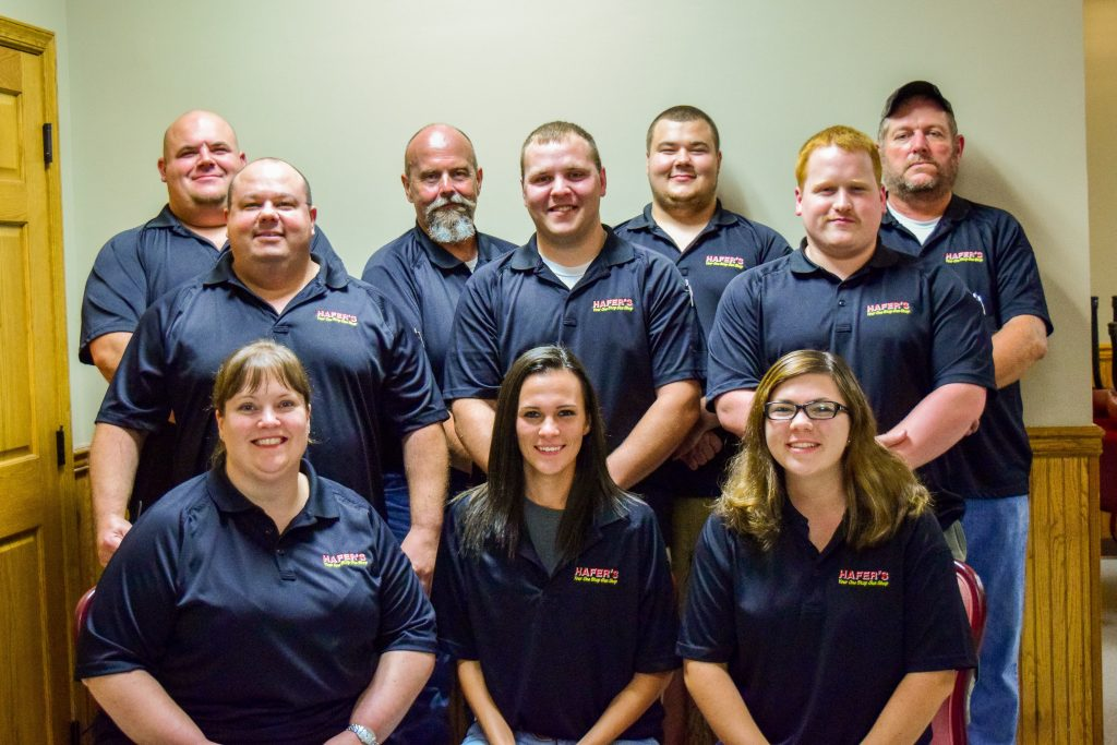 Hafer's Gunsmithing Staff