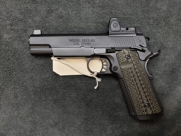 Springfield Armory 1911 A1 TRP 10mm | Hafer's Gunsmithing