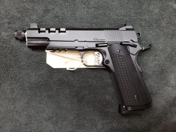 Dan & Wesson 1911 Discretion 45 | Hafer's Gunsmithing