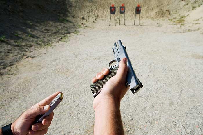 Maryland Handgun Qualification Course w/ Live Fingerprints ...